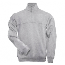 5.11 Tactical 1/4 Zip Job Shirt Heather Grey